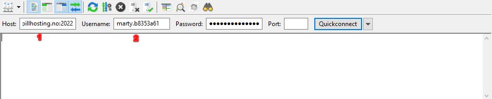 SFTP Tilkolbe